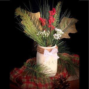 Other - Farmhouse/Rustic Christmas Decor